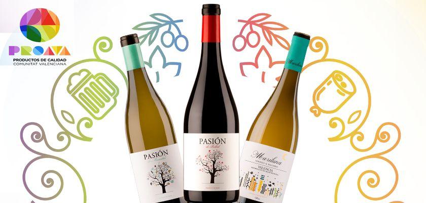 Recogemos nuestras tres medallas Proava. Ven a probar los vinos ganadores en La Mostra ;)