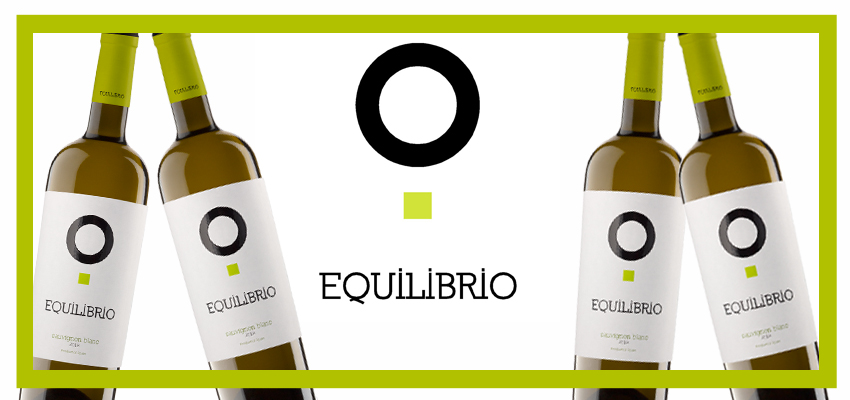 Draw! Win a bottle of Equilibrio Sauvignon Blanc, our new wine