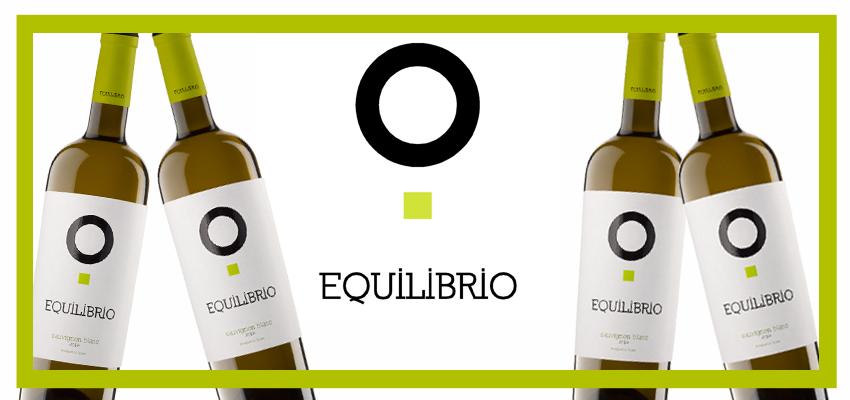 ¡Sorteo! Gana una botella de Equilibrio Sauvignon Blanc, nuestro nuevo vino