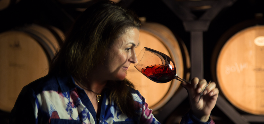 Our enologist, Mapi Domingo, elected best winemaker of the year by AVE
