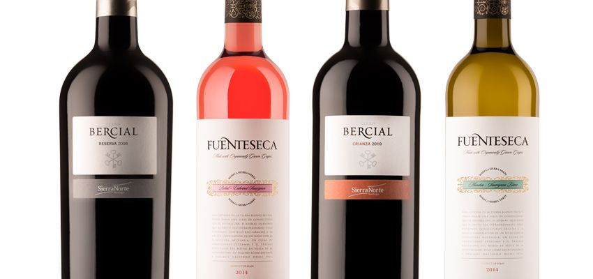 Cuatro de los cinco vinos que representarán a la DO Utiel Requena son de Bodega Sierra Norte