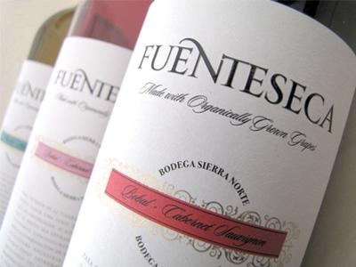 Sierra Norte estrena añada e imagen de sus vinos Fuenteseca