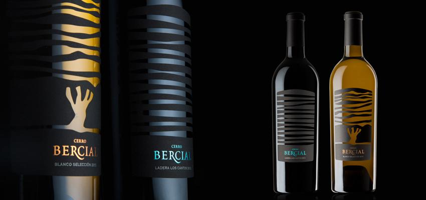 'Cerro Bercial', nuestros vinos premium, renuevan su imagen