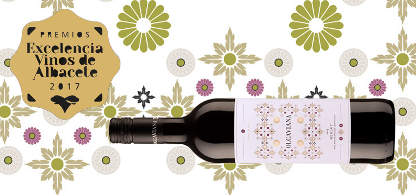 Olcaviana Merlot, Excellence Award Wines of Albacete