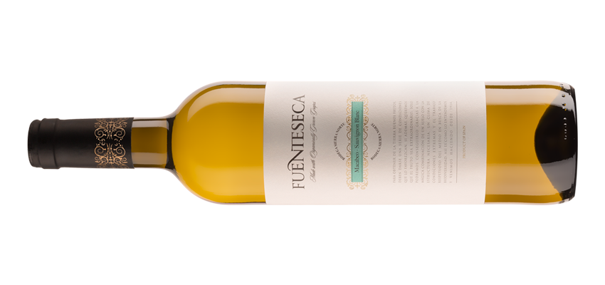 Fuenteseca white, selected to represent the wines of the Utiel-Requena PDO in 2018