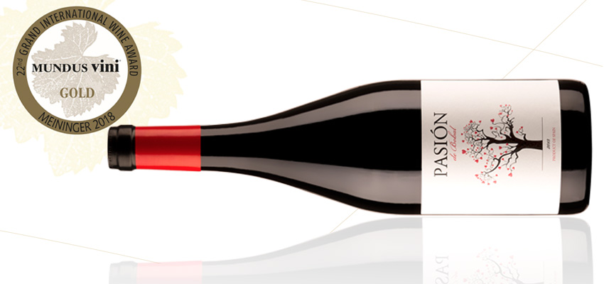 Pasión de Bobal rises in Berlin with his third gold for the 2015 vintage