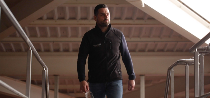 Video | Here you have Agustín, the incombustible manager of Bodega Sierra Norte in Jumilla
