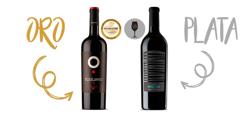 Balance 9, our jewel Monastrell, gold in the Mundus Vini and, in addition, a silver in Vinespaña 2019