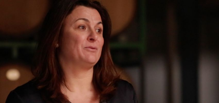 Video | She is Mapi Domingo, winemaker and one of the pillars of our winery