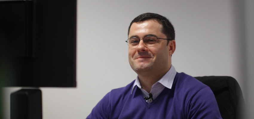 Video | Jaime Gil, our quality manager and the one who sees everything