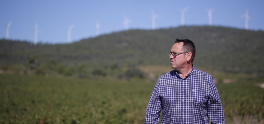 Video | Javier Pardo, o el hombre cuyo ADN seguro que lleva vino