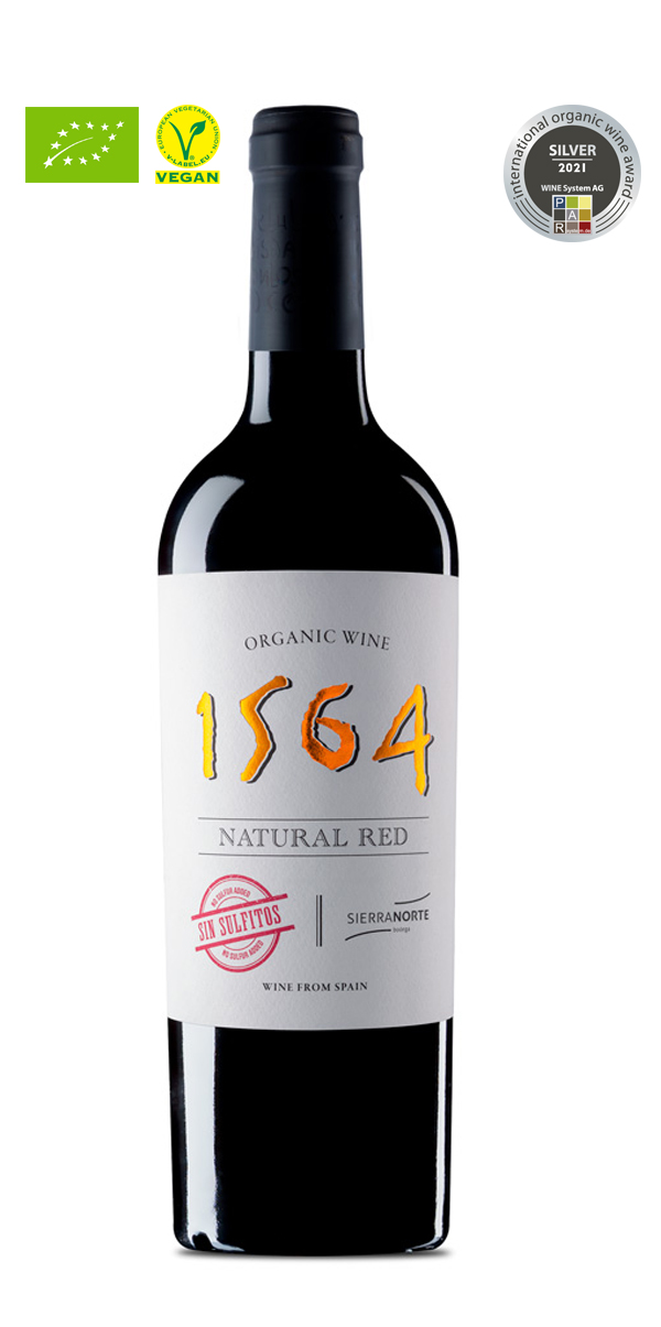 1564 Natural Red 2019