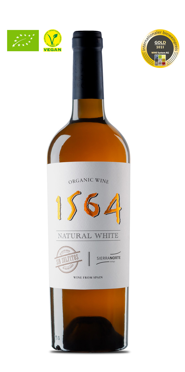 1564 NATURAL WHITE 2019