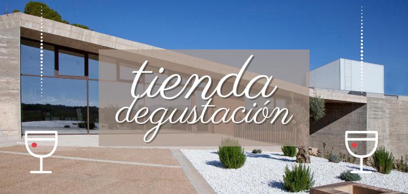 Descubre la tienda degustación de nuestra nueva bodega en Calderón
