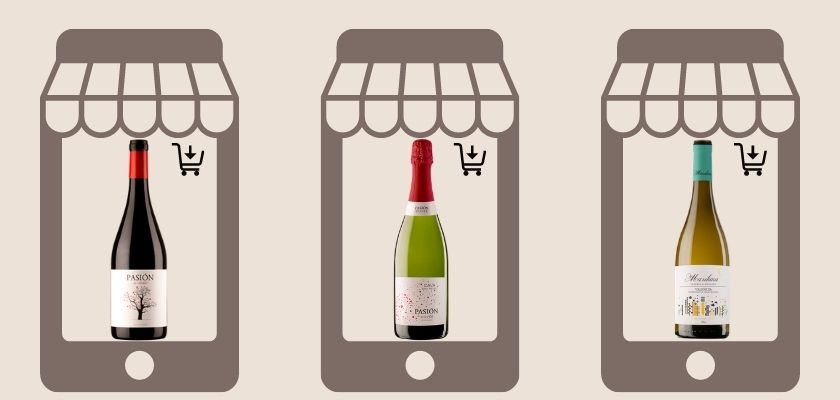 From the vineyard to your home: we inaugurate our online wine store