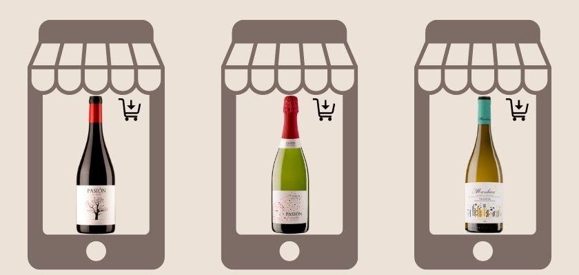 Del viñedo a tu casa: inauguramos nuestra tienda online de vino