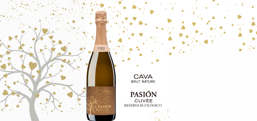 The Pasión Cuvée family grows with a Reserva Brut Nature cava