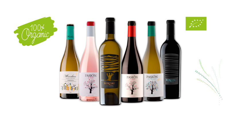 Our wines win the 1st Organic Wines Contest of the Valencian Community and we celebrate it with this promotion