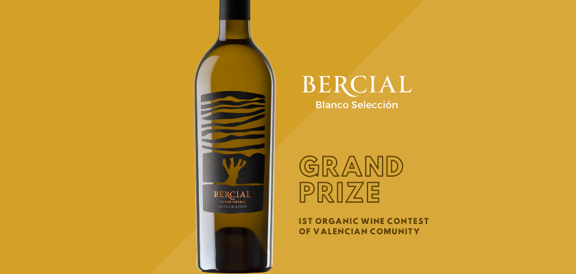 This is the best organic wine in the Comunitat Valenciana: Bercial Blanco Selección