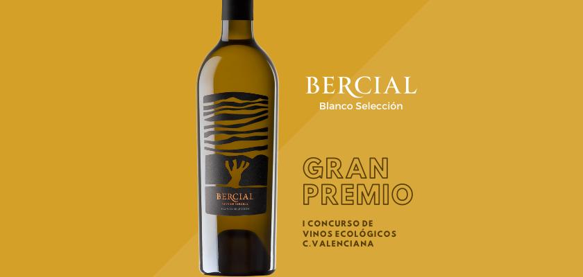 Este es el mejor vino ecológico de la Comunitat Valenciana: Bercial Blanco Selección