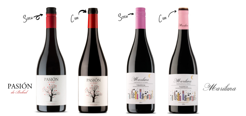 Are screw-capped wines worse than corked wines?