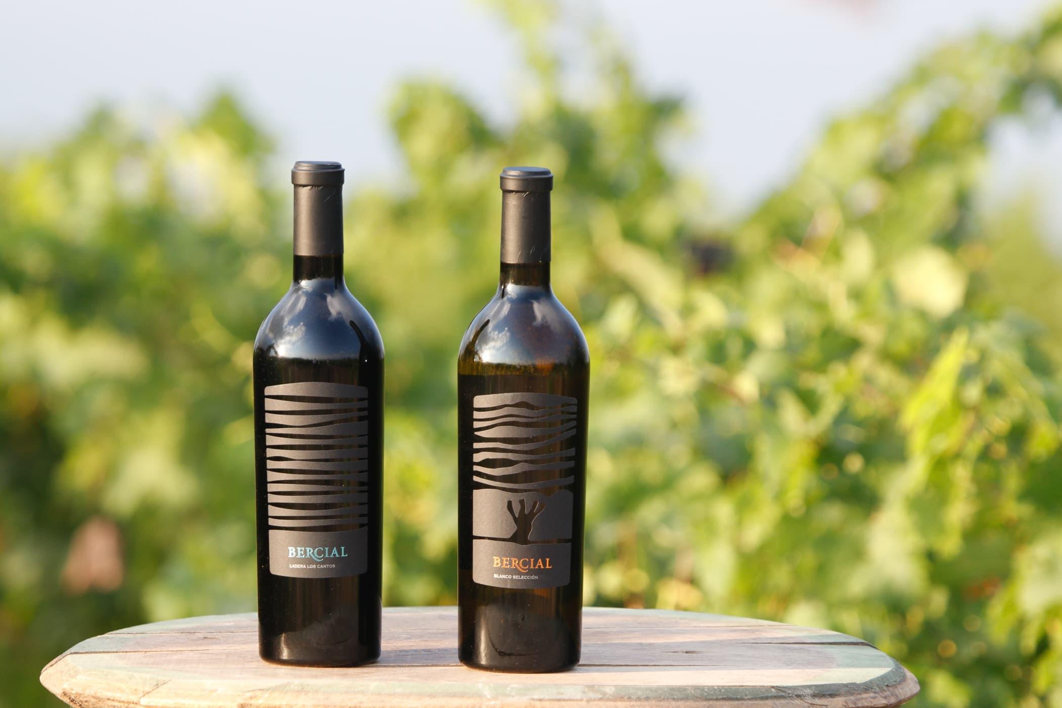 spanish premium wine paradores turismo bercial organic vegan